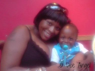 Ky and I August 2008
