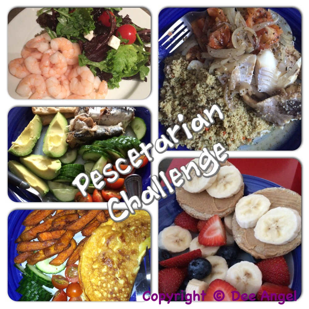Pescetarian Challenge | Lifeparenthoodfamily.co.uk